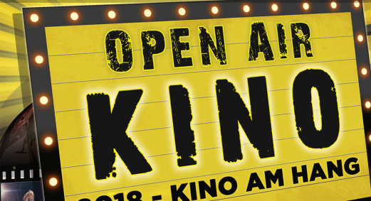 100 Dinge - Open Air Kino
