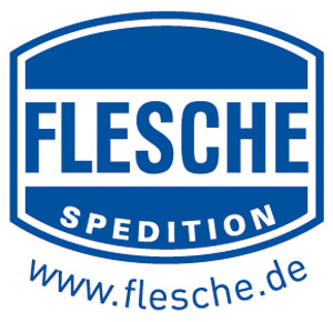 Logo Spedition flesche
